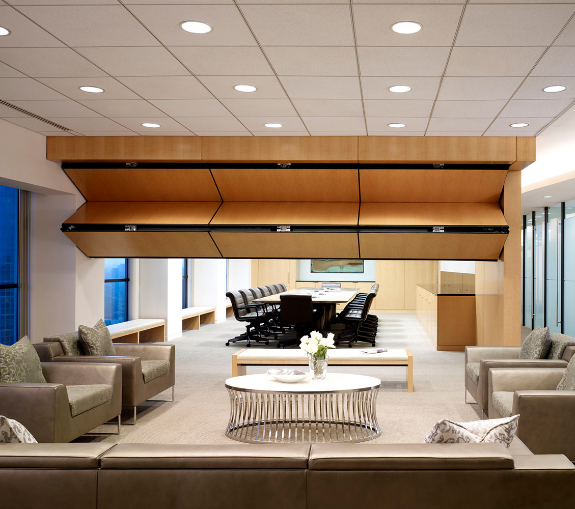 Skyfold Leader In Acoustical Retractable Operable